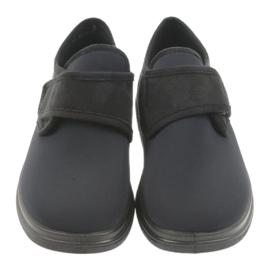 Pantofole Befado Mocassini Dr. Orto Salute 036d006 nero 3