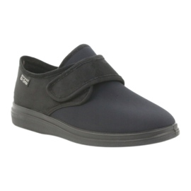 Pantofole Befado Mocassini Dr. Orto Salute 036d006 nero 1