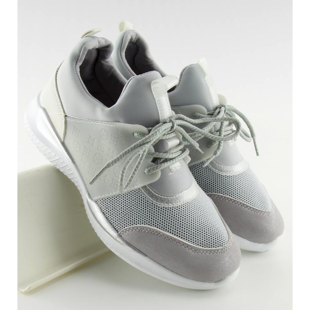 Scarpe sportive ultra leggere grigio BY 069 Grigio