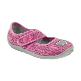 Scarpe per bambini Befado 945X325 rosa 2