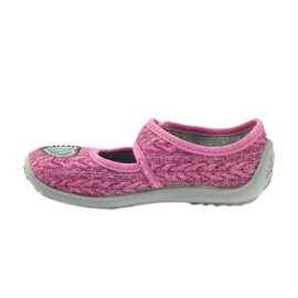 Scarpe per bambini Befado 945X325 rosa 3