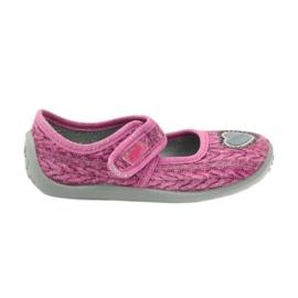 Scarpe per bambini Befado 945X325 rosa 1