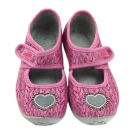 Scarpe per bambini Befado 945X325 rosa 4