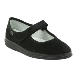 Befado scarpe da donna pu 462D002 nero 2