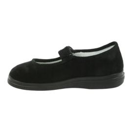 Befado scarpe da donna pu 462D002 nero 3
