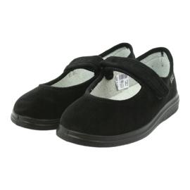 Befado scarpe da donna pu 462D002 nero 4