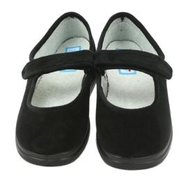 Befado scarpe da donna pu 462D002 nero 5