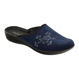 Scarpe da donna Befado pu 552D005 blu navy 2