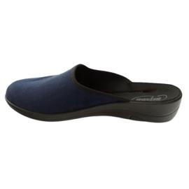 Scarpe da donna Befado pu 552D005 blu navy 3