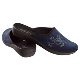 Scarpe da donna Befado pu 552D005 blu navy 4
