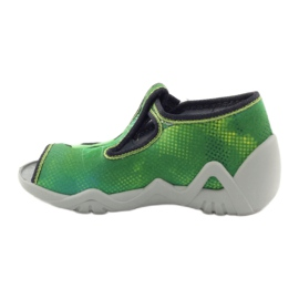Scarpe per bambini Befado 217P093 verde 3