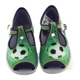 Scarpe per bambini Befado 217P093 verde 5