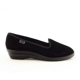 Befado scarpe da donna pvc 262D008 nero 1