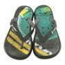 Pantofole per bambini Rider 82563 nero immagine 3