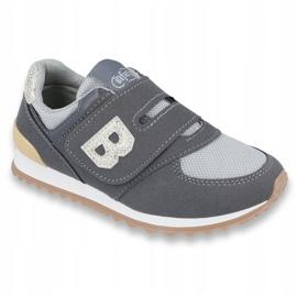 Scarpe per bambini Befado fino a 23 cm 516Y040 grigio 1