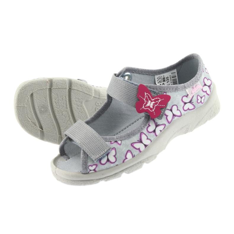 Farfalle di sandali per bambini Befado 969X135 immagine 4