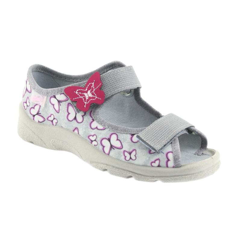 Farfalle di sandali per bambini Befado 969X135 immagine 1