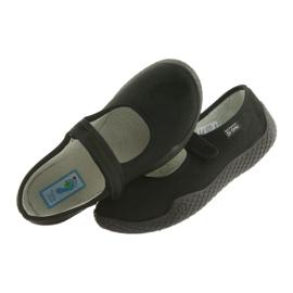 Befado scarpe da donna pu - giovane 197D002 nero 6