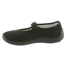 Befado scarpe da donna pu - giovane 197D002 nero 3