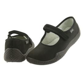 Befado scarpe da donna pu - giovane 197D002 nero 5
