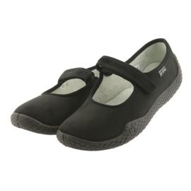 Befado scarpe da donna pu - giovane 197D002 nero 4