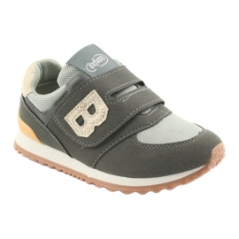 Scarpe per bambini Befado fino a 23 cm 516Y040 grigio 2