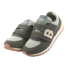 Scarpe per bambini Befado fino a 23 cm 516Y040 grigio 4