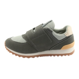 Scarpe per bambini Befado fino a 23 cm 516Y040 grigio 3