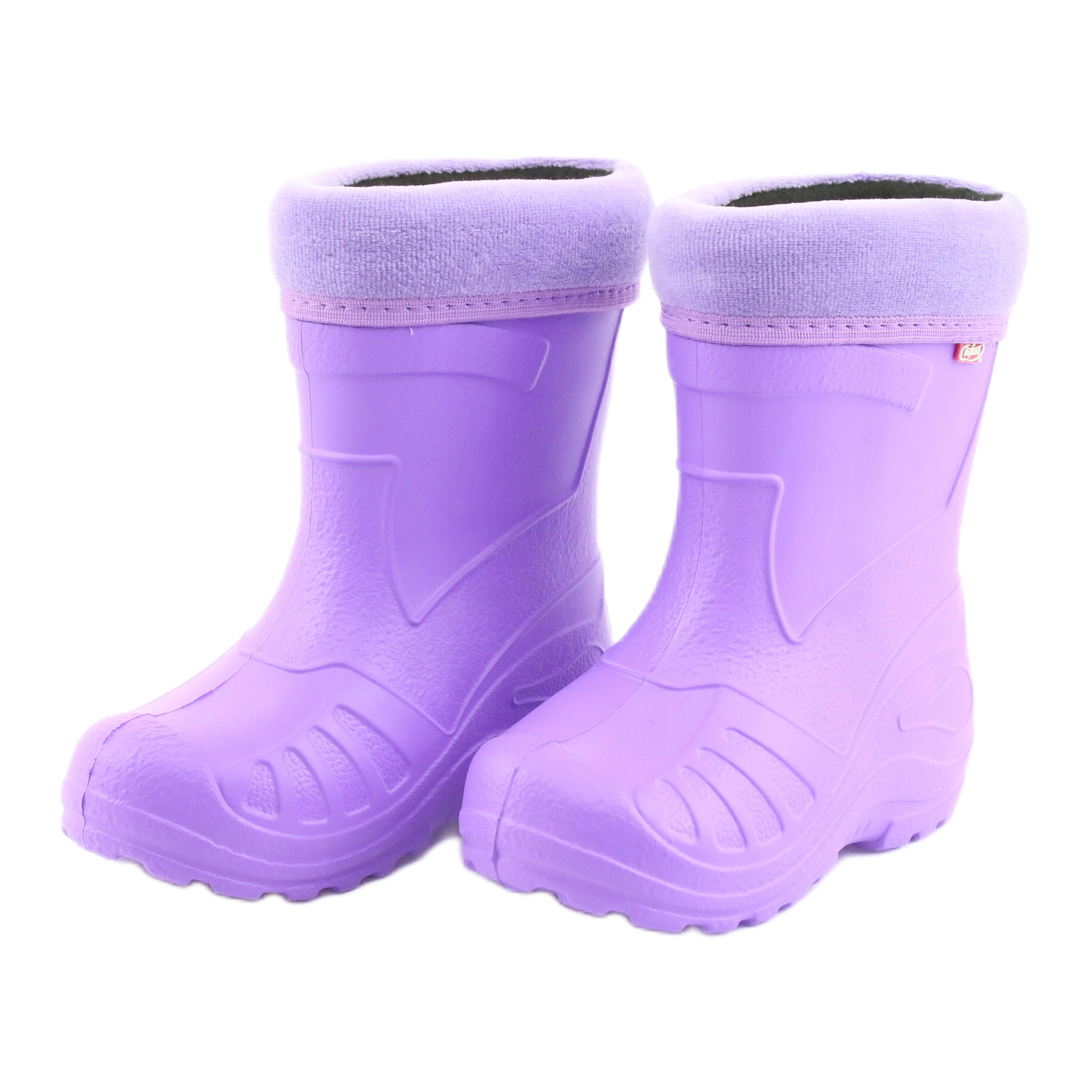 miniatura 4 - Stivali da pioggia per bambini Befado viola 162X102 porpora