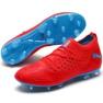 Scarpe da calcio Puma Future 19.2 Netfit Fg Ag M 105536 01 rosso rosso 4