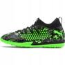 Scarpe da interni Puma Future 19.3 Netfit Tt M 105542 03 nero, verde verde 1