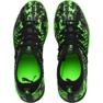 Scarpe da interni Puma Future 19.3 Netfit Tt M 105542 03 nero, verde verde 2