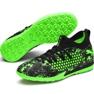 Scarpe da interni Puma Future 19.3 Netfit Tt M 105542 03 nero, verde verde 5