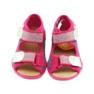 Pantofola inserti in pelle sandali Befado 3