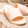 Seastar marrone Pantofole beige immagine 2
