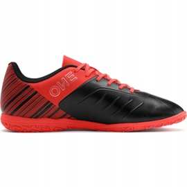 Scarpe da calcio Puma One 5.4 Jr 105654 01 rosso rosso 2