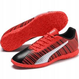 Scarpe da calcio Puma One 5.4 Jr 105654 01 rosso rosso 3