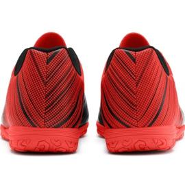Scarpe da calcio Puma One 5.4 Jr 105654 01 rosso rosso 4