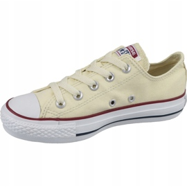 Converse C. Taylor All Star Ox Natural White In M9165 bianco 1
