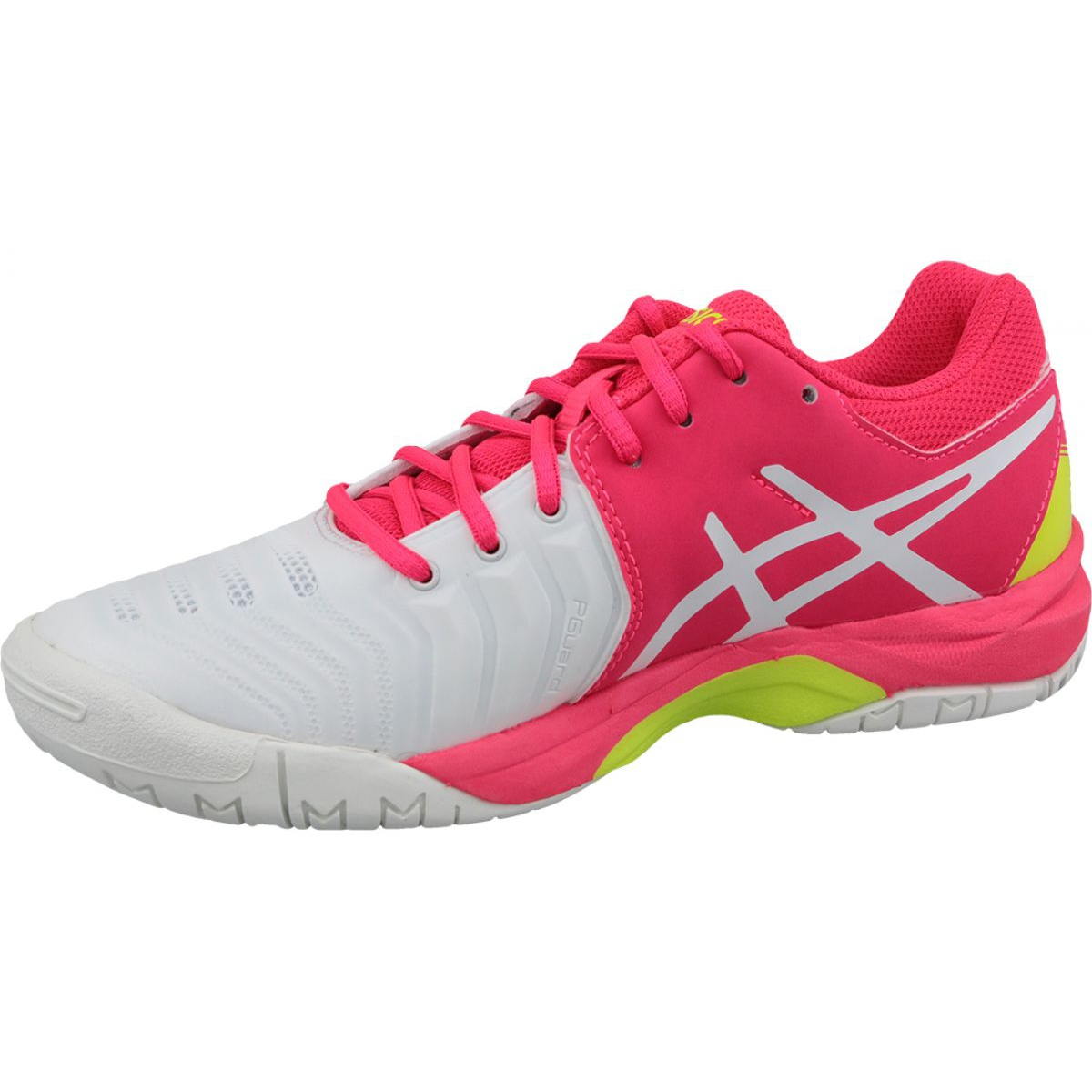 timeless design 87d55 09cd6 Rosa Scarpe da tennis Asics Gel-Resolution 7 Gs Jr C700Y-116