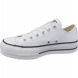 Converse Chuck Taylor All Star Lift Bue pulito W 561680C bianco 1