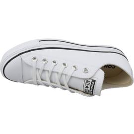 Converse Chuck Taylor All Star Lift Bue pulito W 561680C bianco 2