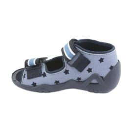 Scarpe per bambini Befado blu 250P079 2