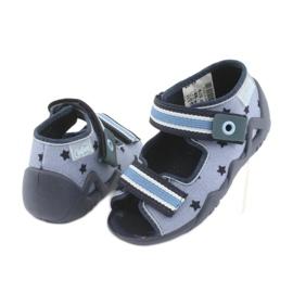 Scarpe per bambini Befado blu 250P079 3