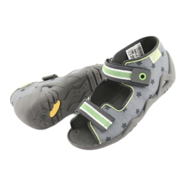 Befado giallo per bambini scarpe 250P086 6