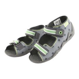 Befado giallo per bambini scarpe 250P086 4