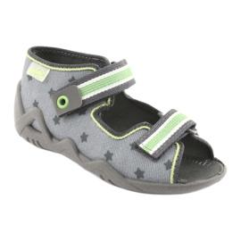 Befado giallo per bambini scarpe 250P086 2