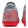 Puma Futrure 4.4 It Jr 105700 01 scarpe grigie grigio grigio / argento 3