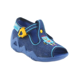 Scarpe per bambini Befado 217P103 blu 2