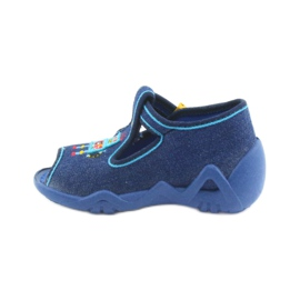 Scarpe per bambini Befado 217P103 blu 3
